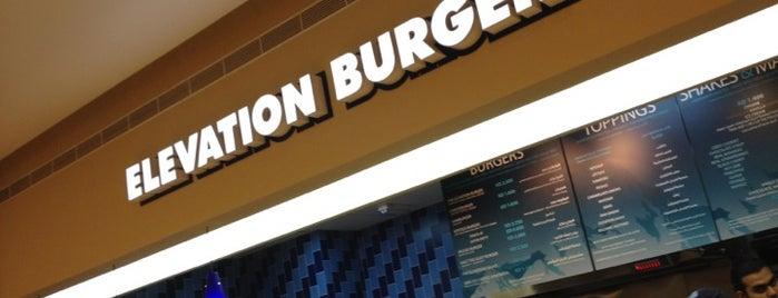 Elevation Burger is one of Locais curtidos por LiiLiii.