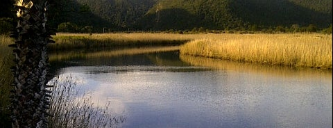 Wilderness National Park is one of South africa.