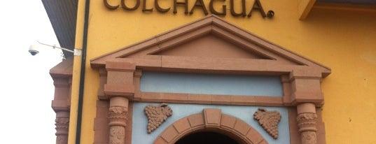 Casino Colchagua is one of Paulo Fernando'nun Kaydettiği Mekanlar.
