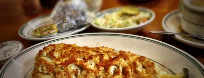Crisfield Seafood is one of Washington DC.