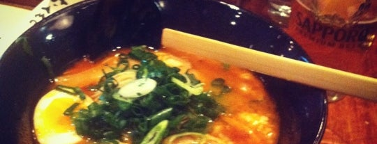 Jin Ramen is one of Comer NY.