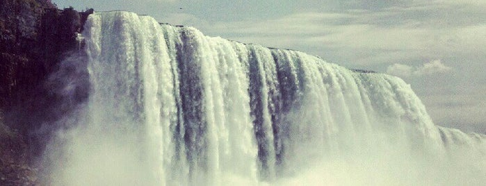 Niagara Falls State Park is one of Hopefully, I'll visit these places one day....