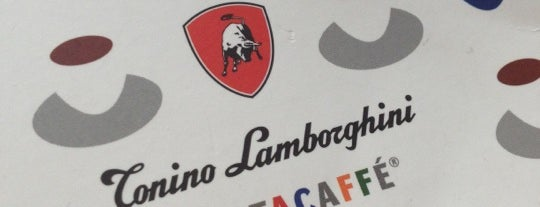 Pastacaffé Tonino Lamborghini is one of Ngoc Tram 님이 좋아한 장소.