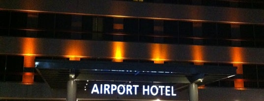 ISG Airport Hotel is one of Turkeya.