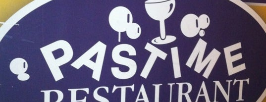 Pastime Restaurant is one of My Louisiana.