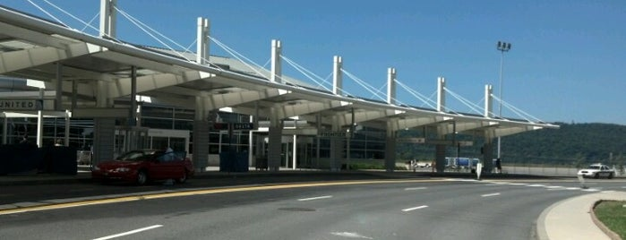 Harrisburg International Airport (MDT) is one of Airports I've flown  into.