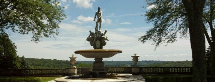Kykuit is one of All Along The Hudson.