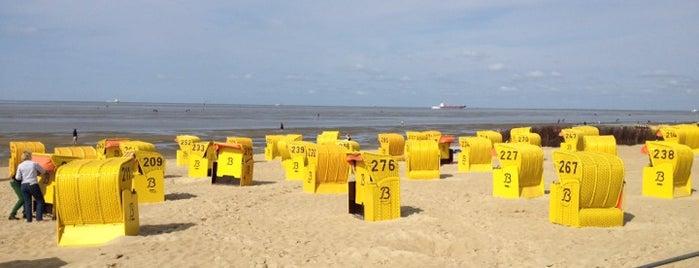Strand Duhnen is one of MOTORDIALOG : понравившиеся места.