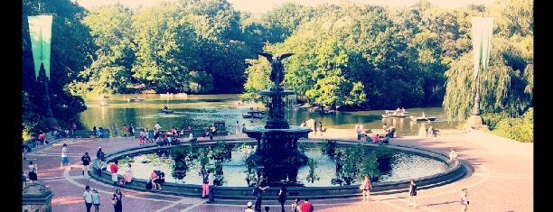 Bethesda Fountain is one of NEW YORK CITY : Manhattan in 10 days! #NYC enjoy.