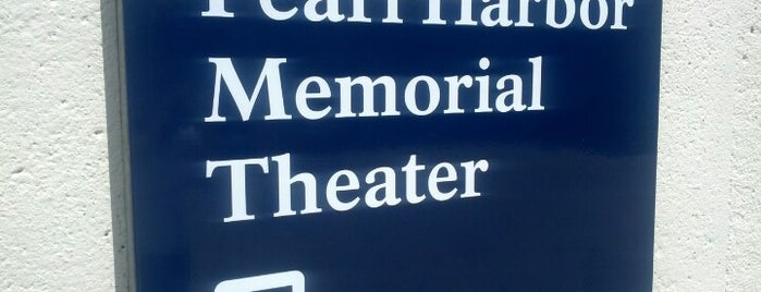 Pearl Harbor Memorial Theater is one of Oahu.