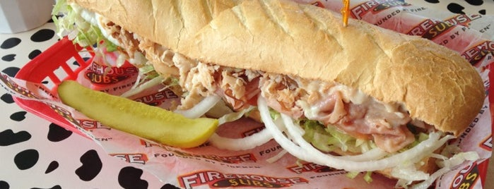 Firehouse Subs is one of Reading, Pa.