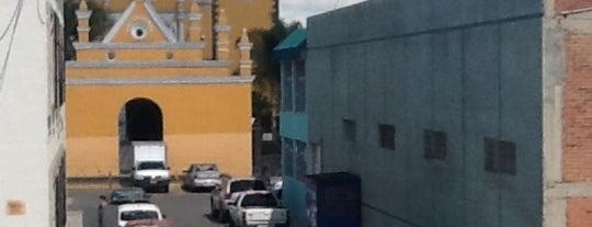 Cuautlancingo is one of Municipios de Puebla.