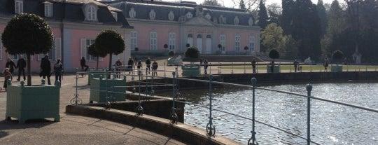 Schloss Benrath is one of Schöne Orte.