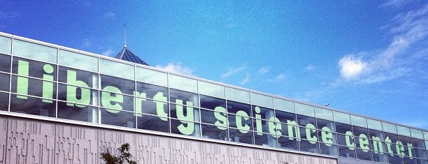 Liberty Science Center is one of Things For Kids To Do In NYC.