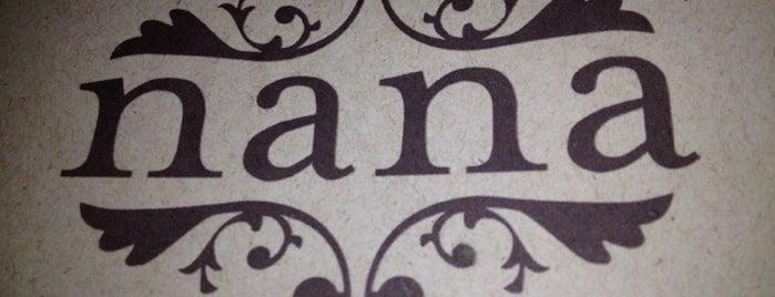Nana is one of Chicago Bucket List.
