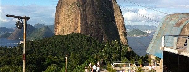 Morro do Pão de Açúcar is one of Desafio dos 101.