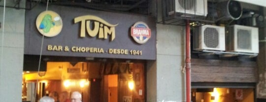 Tuim Bar & Choperia is one of Places to Beer.