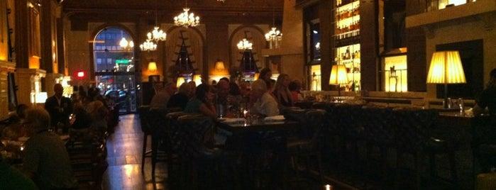 OAK Long Bar + Kitchen is one of Boston's Best American - 2013.