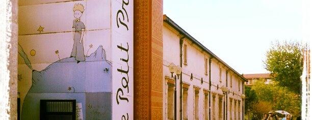 Cité du Livre - Bibliothèque Méjanes is one of Books everywhere I..