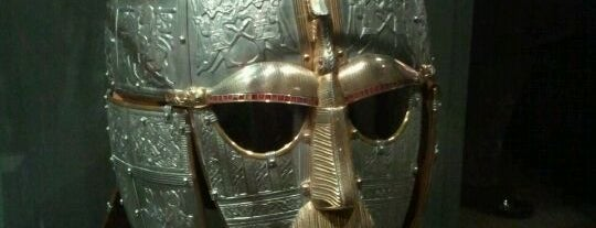 Sutton Hoo is one of Orte, die Carl gefallen.