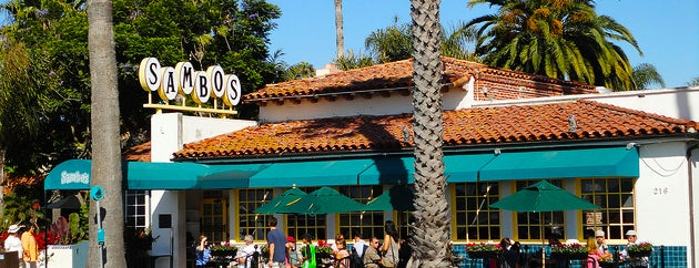 Sambo's is one of Los Angeles.