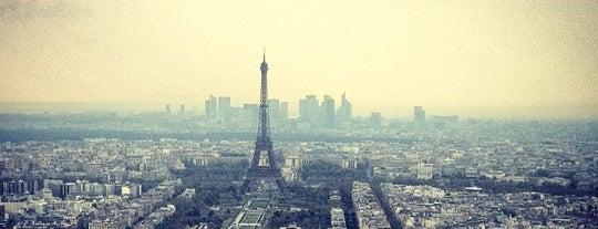 Observatoire Panoramique de la Tour Montparnasse is one of PARIS - Food.