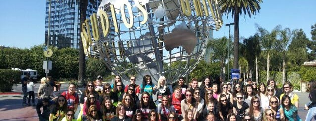 Universal Studios Hollywood is one of BEST of CSUN 2012.