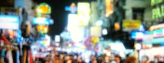 カオサン通り is one of Bangkok March 2012.