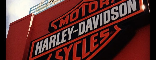 Orlando Harley-Davidson is one of Disney Springs.