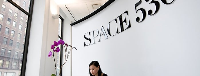 Space 530 is one of Silicon Alley, NYC.