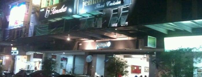 Jemari Cafe is one of Makan2.
