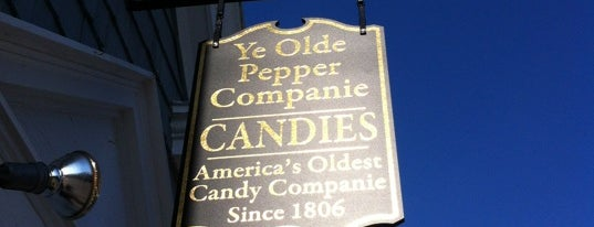 Ye Olde Pepper Co is one of Posti che sono piaciuti a Tim.