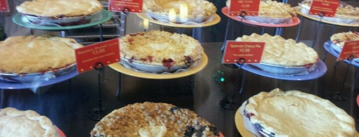 Grand Traverse Pie Company is one of Where in the World (to Dine, Part 4).
