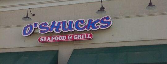 O'Shucks is one of Atlanta Food Criticさんのお気に入りスポット.