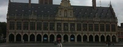 Monseigneur Ladeuzeplein is one of Uitstap idee.