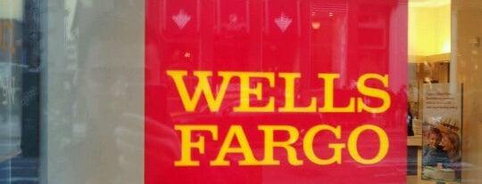 Wells Fargo is one of Tempat yang Disukai Shawn Ryan.