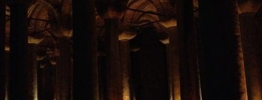 Cisterna Basílica is one of Journal.