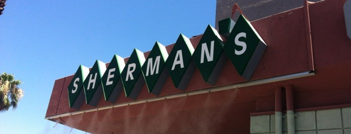 Sherman's Deli & Bakery is one of SoCal Musts.