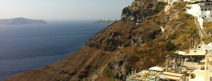 Fira is one of Romance in Santorini.