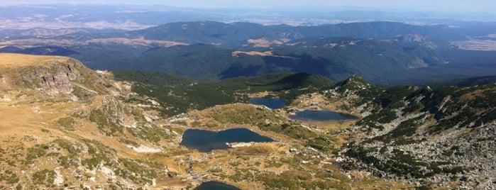 Седемте рилски езера (Seven Rila Lakes) is one of Bulgaria.