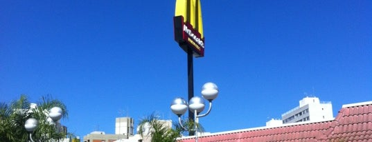 McDonald's is one of Best places in Campinas, Brasil.