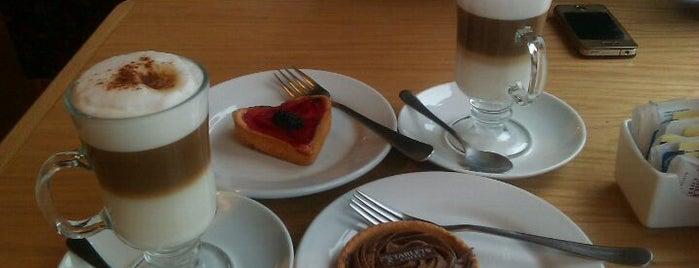 Tarlets Coffee is one of Natalia 님이 좋아한 장소.