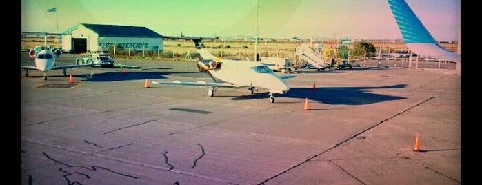 Aeropuerto Internacional de Río Gallegos - Piloto Civil Norberto Fernández (RGL) is one of Airports - worldwide.