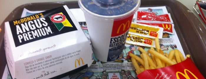 McDonald's is one of Locais curtidos por Guilherme.