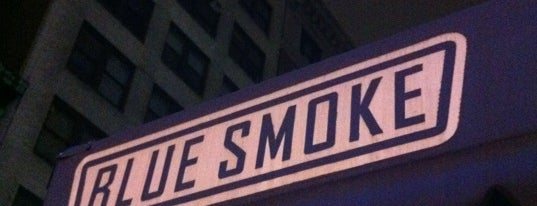 Blue Smoke is one of All-time favorites in United States (Part 1).