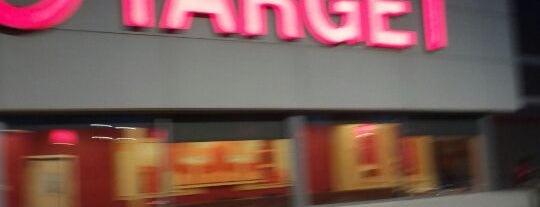Target is one of Locais curtidos por Chris.