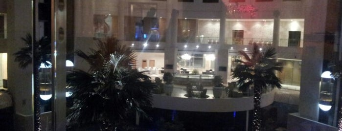 Radisson Blu Hotel is one of Mithun'un Beğendiği Mekanlar.