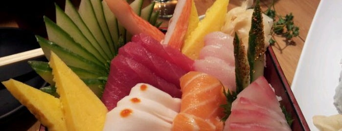 Toro Sushi is one of Chicago.