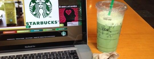 Starbucks is one of Monster fOOd.