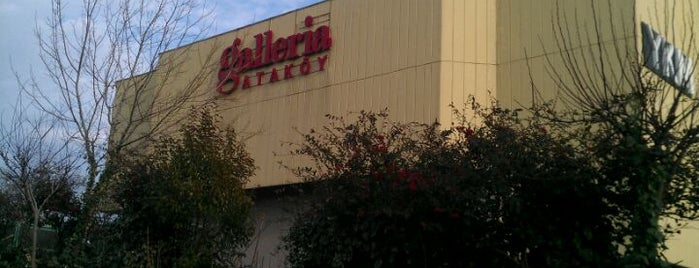Galleria is one of shopping.